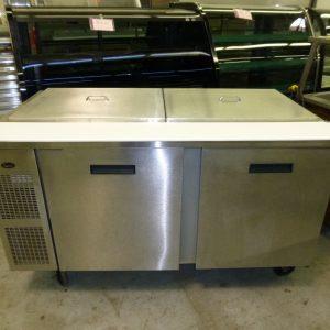 Prep Tables & Undercounter Refrigeration