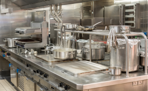 Used foodservice equipment supplier in Tinley Park, Illinois
